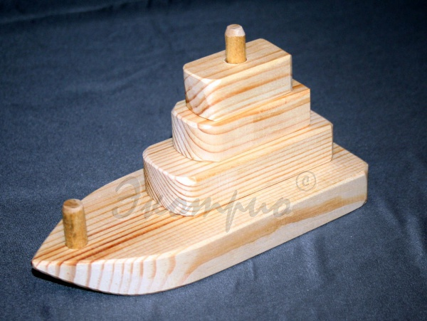 Фото кораблей деревянных своими руками